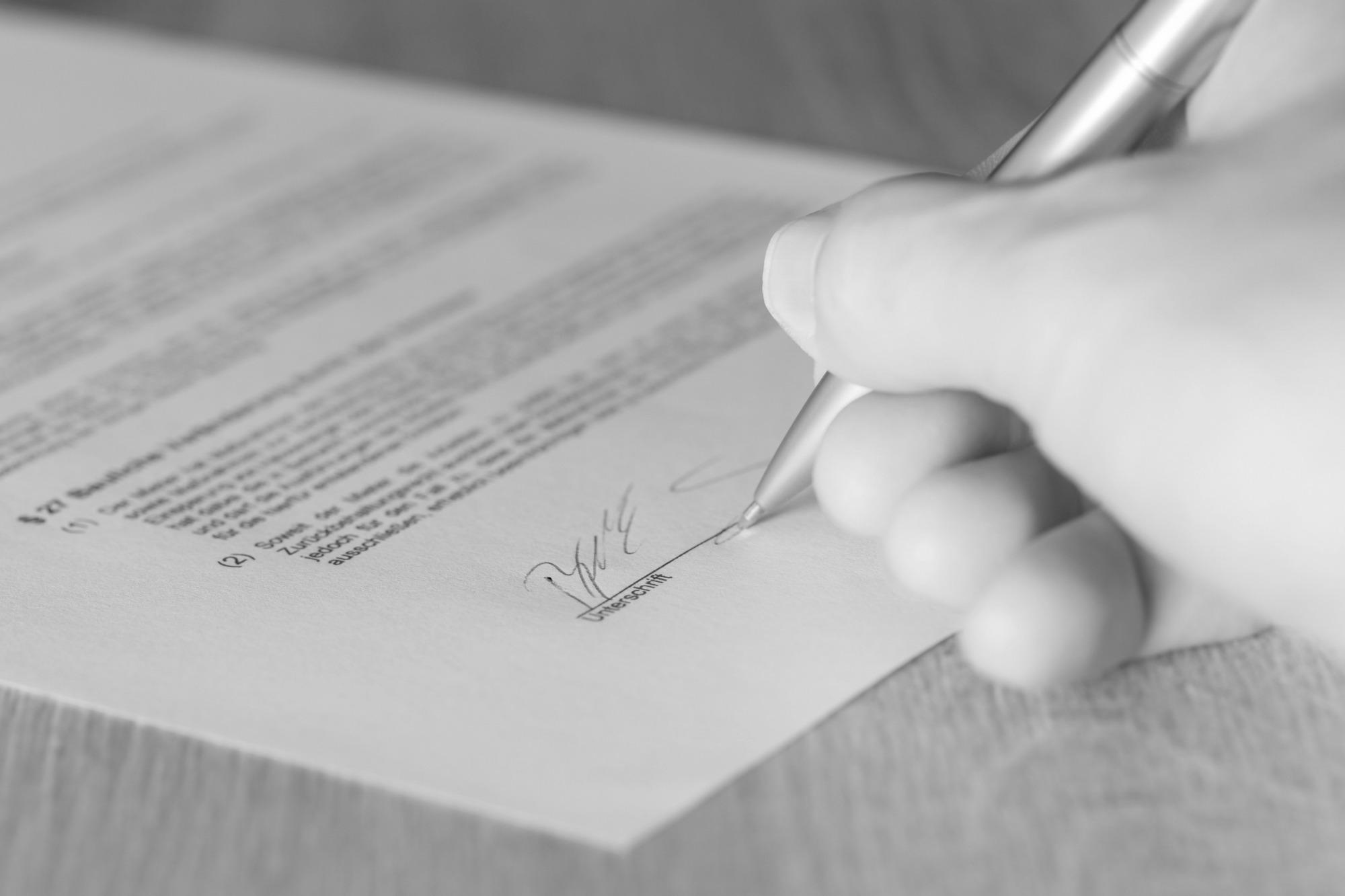 El Desistimiento Del Arrendatario En El Contrato De Arrendamiento.