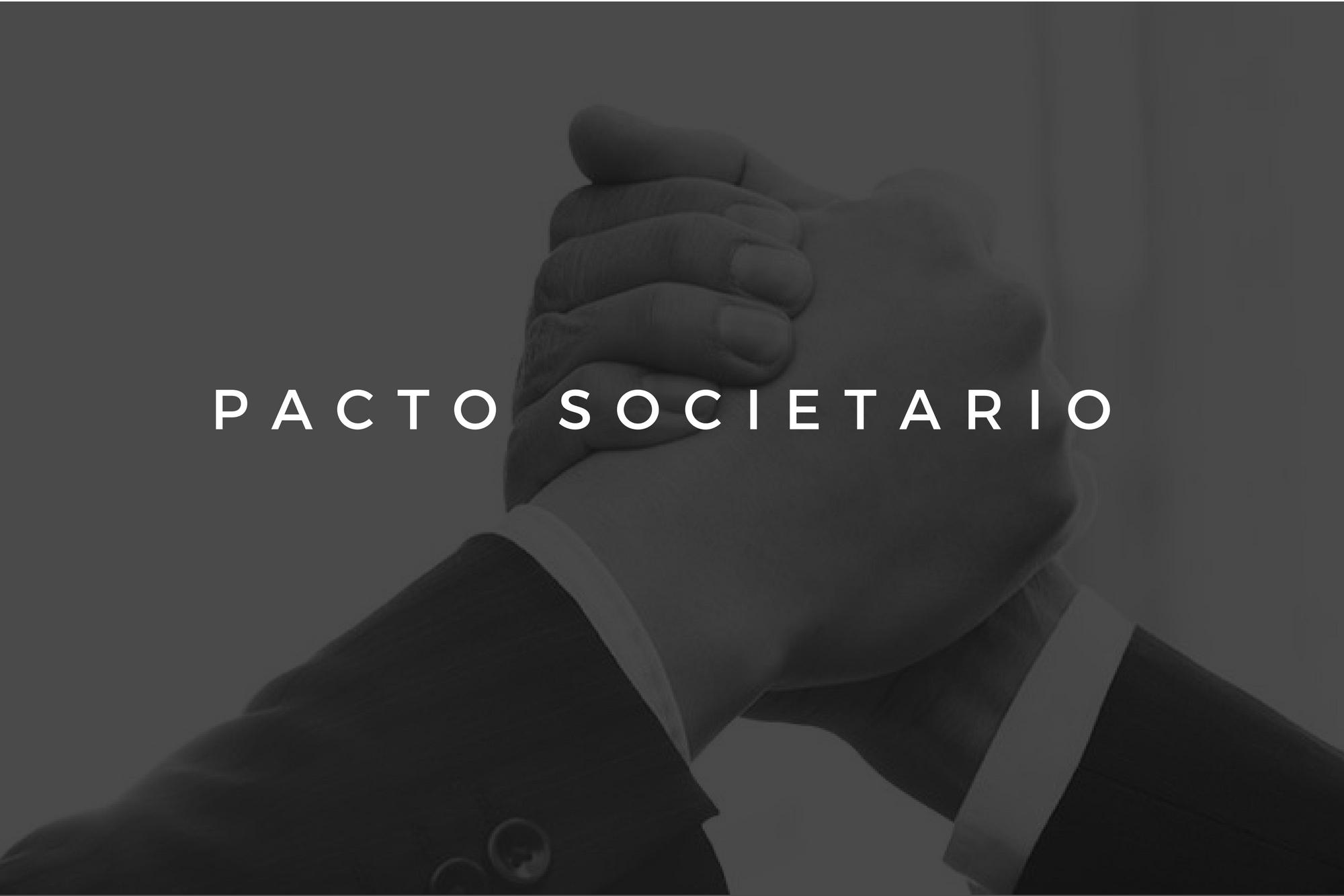 Conflictos Entre Socios, Ventajas Del Pacto Societario